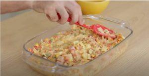 passo 04 omelete de forno