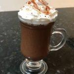 receita de chocolate quente simples