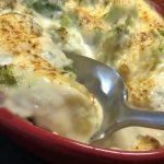 aprenda a fazer couve flor e brócolis gratinado