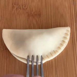 pastel de forno caseiro