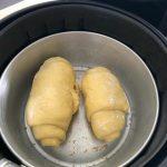 aprenda como fazer Pão caseiro na airfryer