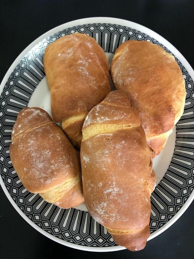 Receita de Pão Caseiro na airfryer