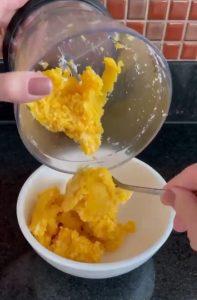 como fazer docinho de damasco com coco fit