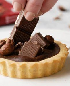 como fazer torta de chocolate