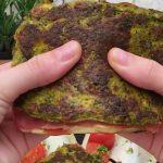 como fazer sanduiche de brócolis fit
